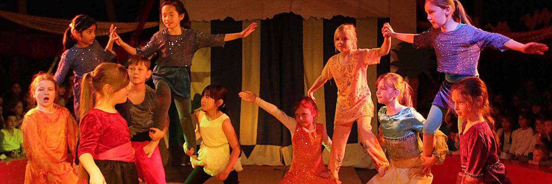 Tasifan - Das war unsere Zirkuswoche