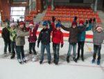 Eislaufen in der Gunda-Niemann-Stirnemann-Halle