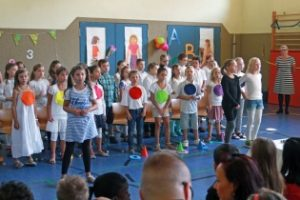 Schuleinführung 2015/16